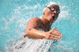 Women's Swimming Leads After Day 1 of Pacific Invite