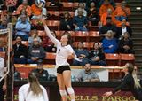 Tigers End Season with Five-Set Loss to UC Irvine