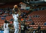 Tigers Edge UC Riverside, 57-55
