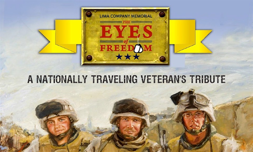 'Eyes of Freedom' memorial coming to Delta College