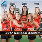 Nine Tigers Selected to National Academic Squad