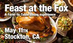 A Farm to Table Dining Experience in Stockton