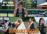 Five Named To WCC Beach All-Academic Team