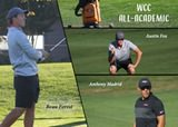 WCC Announces Men's Golf All-Academic Team