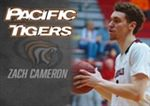 Tigers Sign Zach Cameron for 2018-19 Season
