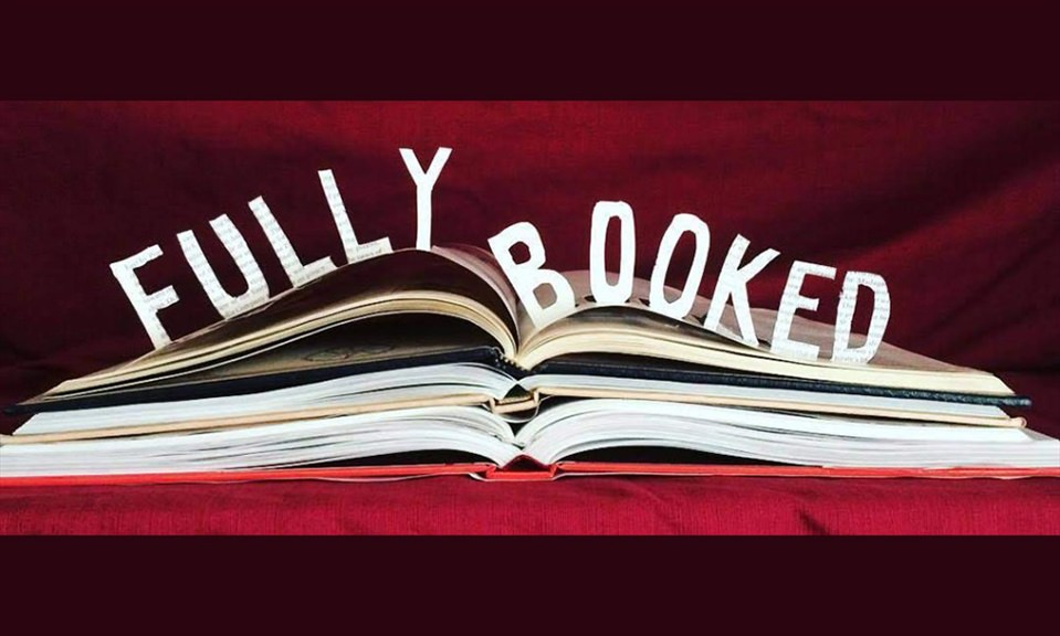 3rd Annual Fully Booked