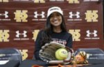 Tigers Sign Local Product Brianna Rodriguez