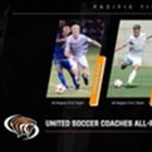 Three Tigers make All-West Region Teams
