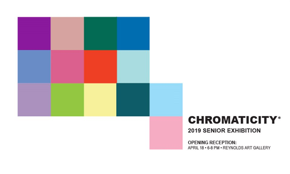 Chromaticity: Senior Class Exhibition