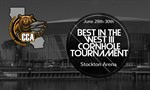 Best in the West III Cornhole Tournament Coming to the Stockton Arena