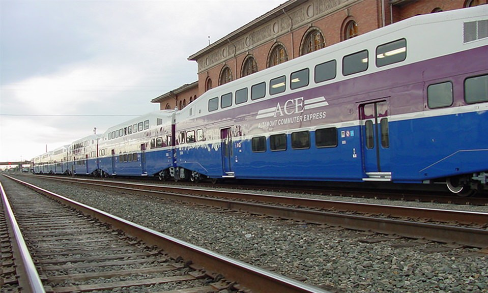 NEW Altamont Corridor Express (ACE®) Saturday Service