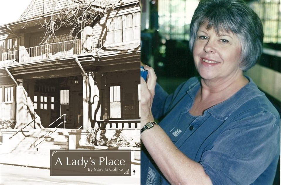 "Local Author to Discuss ""A Lady's Place"""