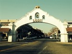 Historic downtown, big breakfasts, classic autos, its' Lodi, CA
