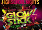 High School Nights Glow Stick Party