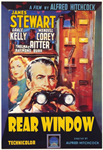 Friends at the Fox's Present Classic Movie: Rear Window