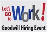 Goodwill Hiring Event