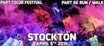 Color Fun Fest 5K Stockton