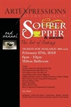 Annual Art Expressions Fundraiser - Souper Supper and Art Auction